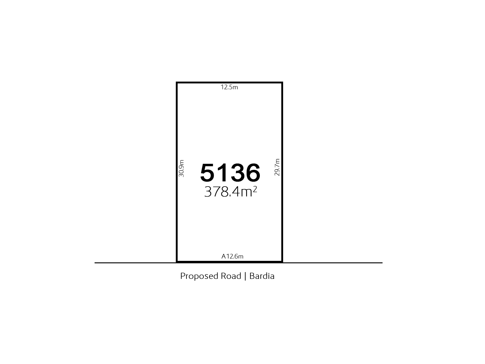 Bardia LOT 5136 Proposed Road | Bardia