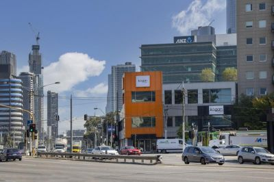 100 Park Street, South Melbourne