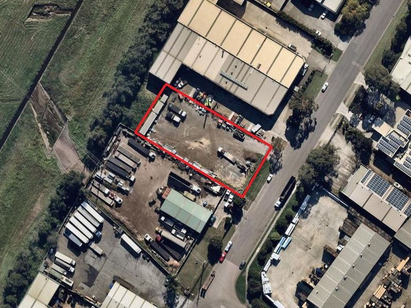 Industrial Land for Lease!