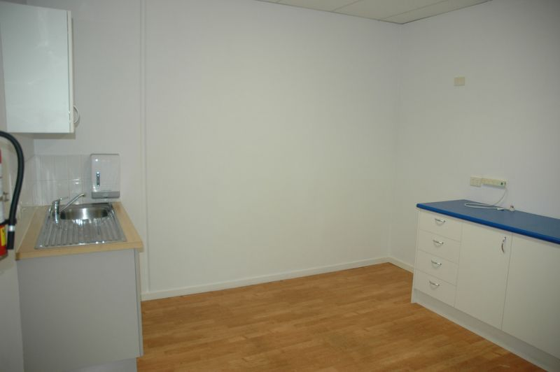 Corporate Ground Floor Office Located on Busy Belmont Avenue
