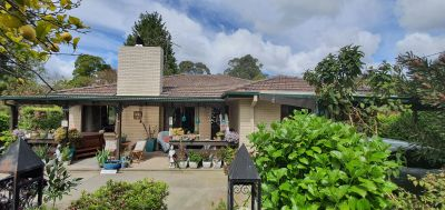 A private hideaway in the beautiful Dandenong Ranges