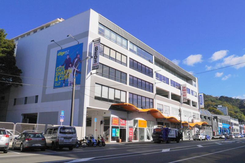 Level 4/191 Thorndon Quay, Wellington Central