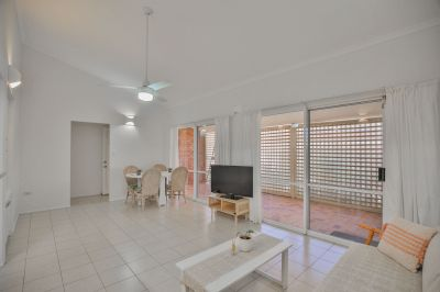 MODERN UNIT IN SECURE GATED COMPLEX WITH POOL & BBQ FACILITIES….
