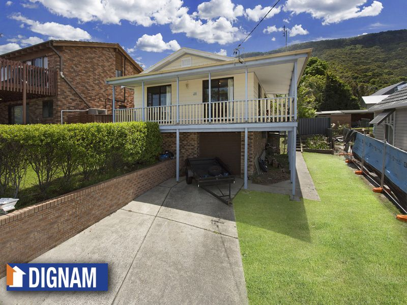 732 Lawrence Hargrave Drive, Coledale NSW