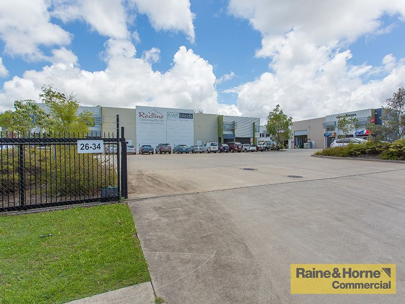 342sqm Modern Clearspan Warehouse with Offices