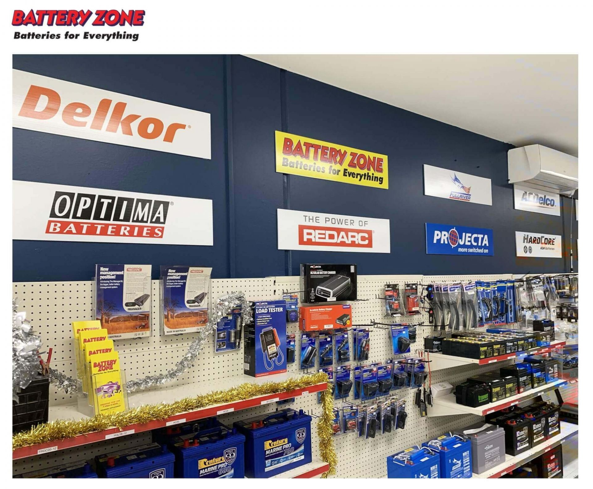 FRANCHISES FOR SALE - JOIN THE BATTERY ZONE FAMILY IN THIS BOOMING INDUSTRY
