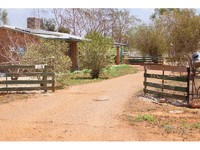 Acreage on the edge of town
