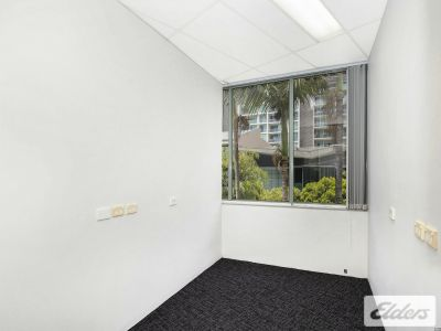 FITTED OUT OFFICE INCLUDING 4 CAR PARKS