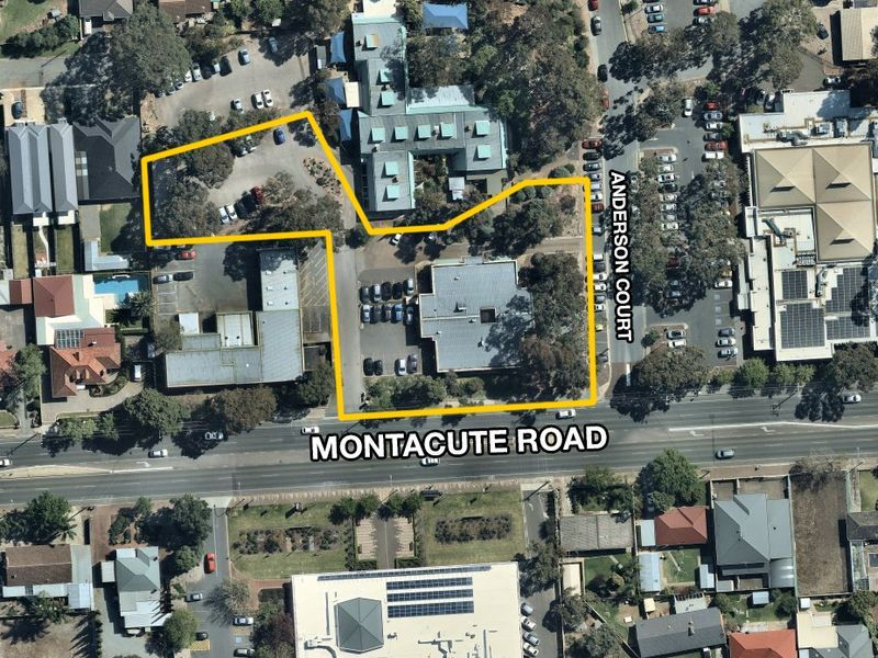 Leased Investment with Substantial Land Holding