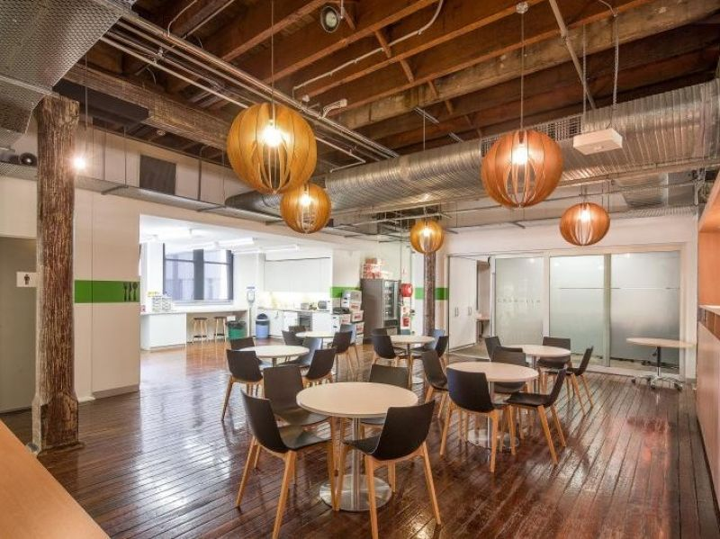 Entire Office Floor In Ultimo - Inspect Today!