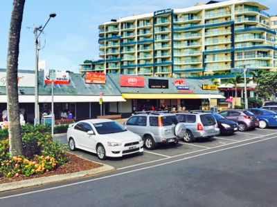 LOCATED IN THE HEART OF MOOLOOLABA