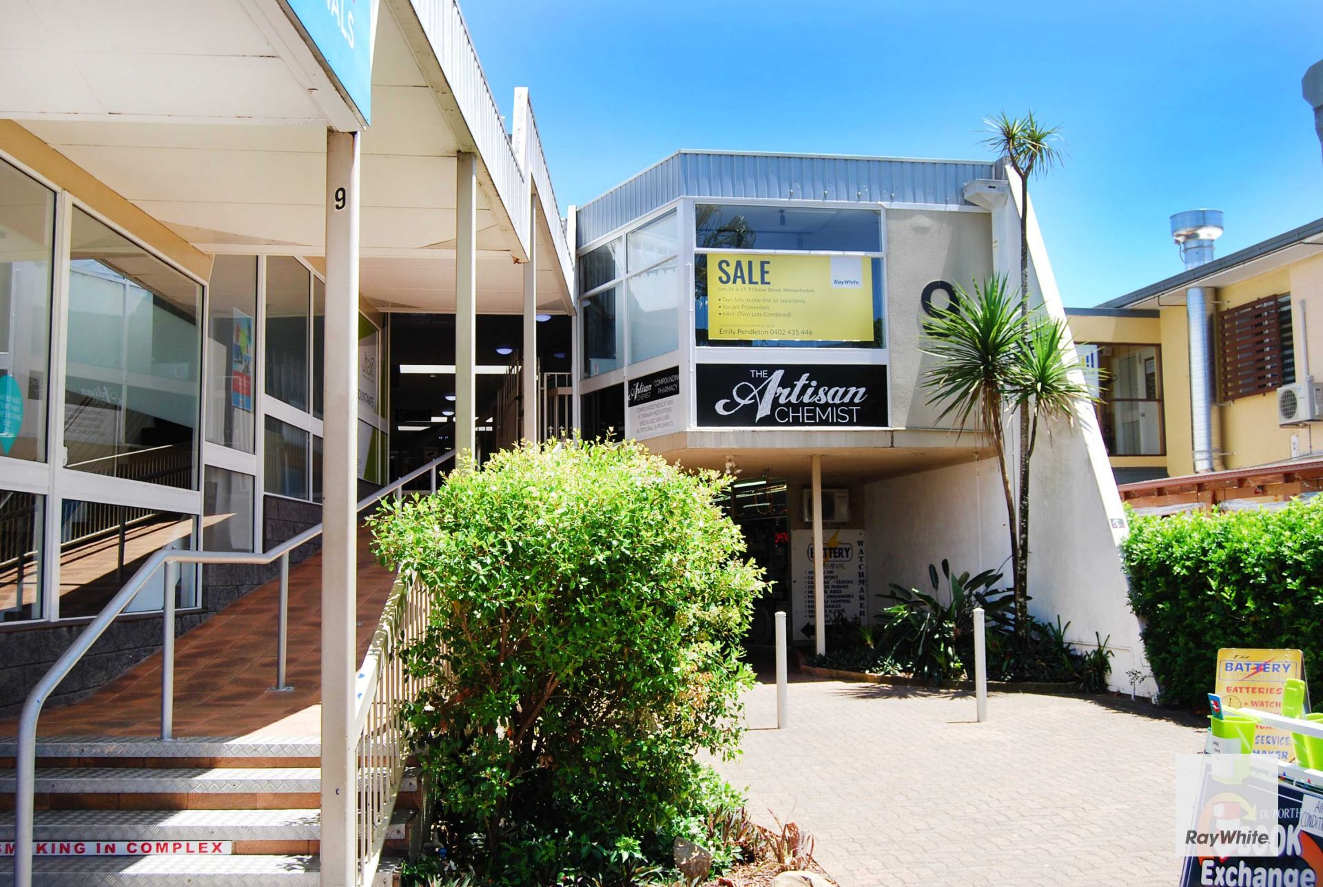 High Exposure, Ample Signage, Retail or Office Suitable | Maroochydore CBD