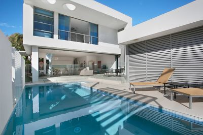 One of the most sensational homes in Mermaid Beach