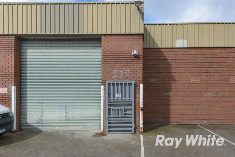 WAREHOUSE / STORAGE WITH OFFICE / RECEPTION