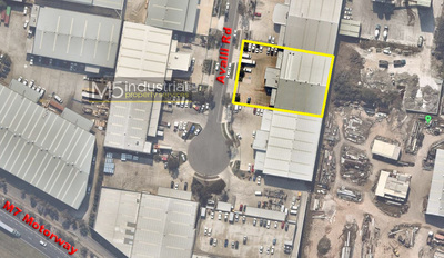 1,525sqm Exceptional Freestanding Facility