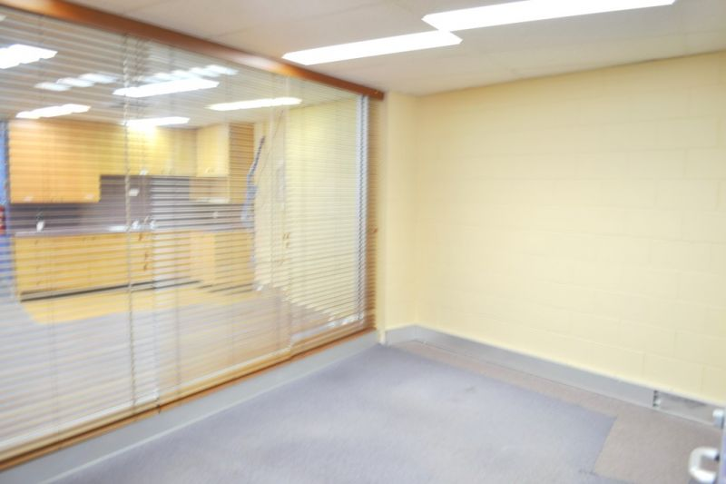 Ground Floor Office With Fit Out In Place