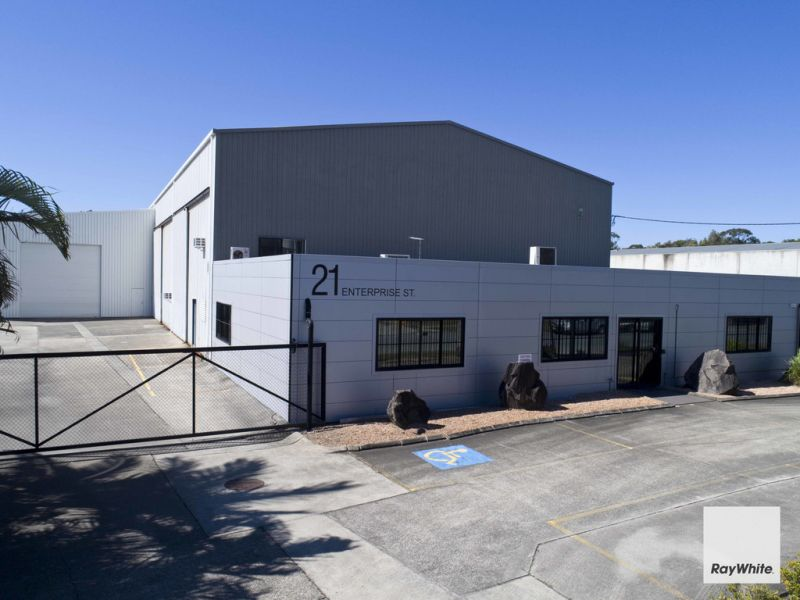 High Clearance Standalone Industrial Warehouse | Caloundra West