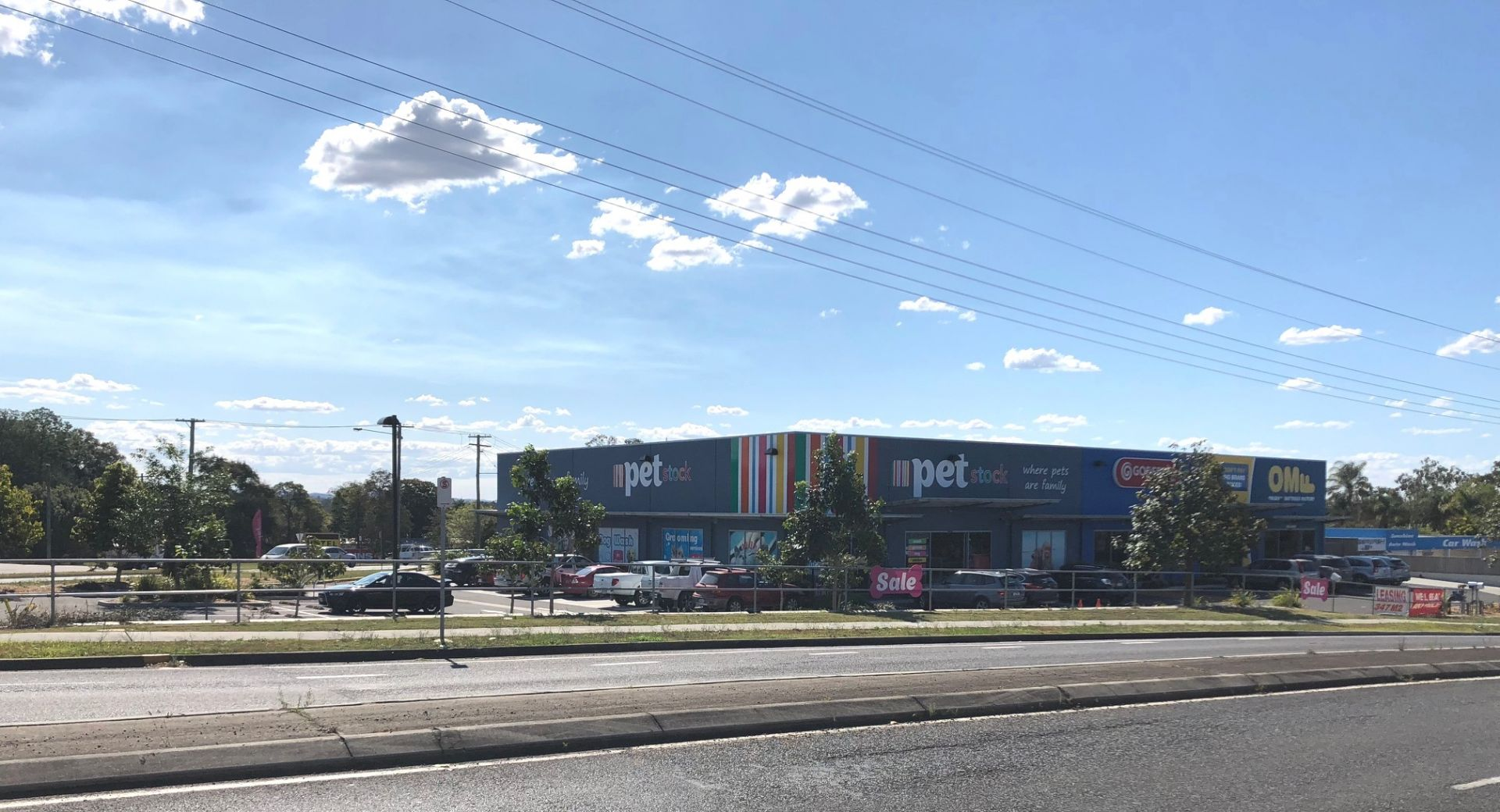 Last Remaining Space In Strong Retail Precinct