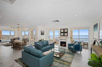 Furnished One of a kind sky home in Iconic