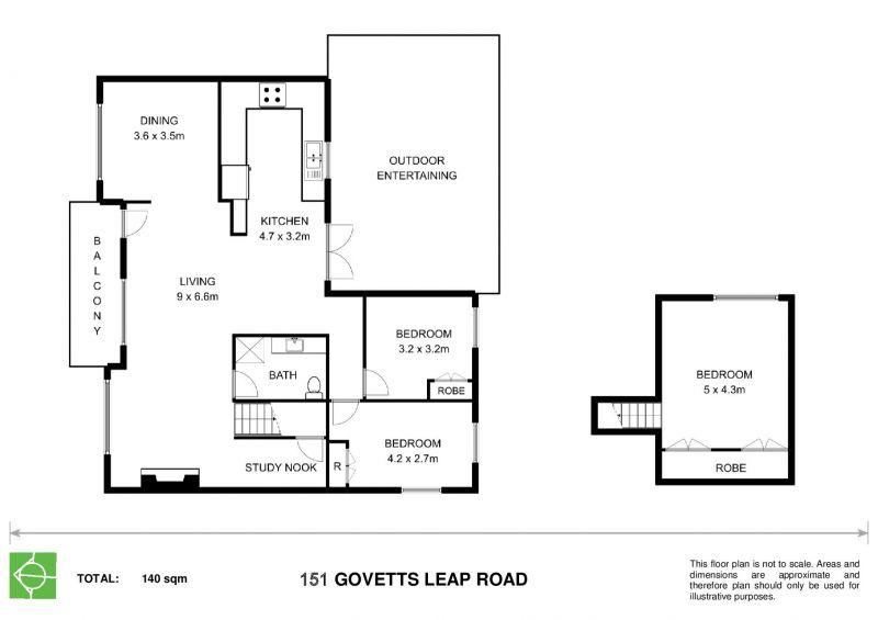 151 Govetts Leap Road Blackheath 2785