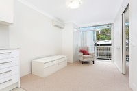 This sunny one bedroom care apartment offers a peaceful lifestyle without the worry of daily chores