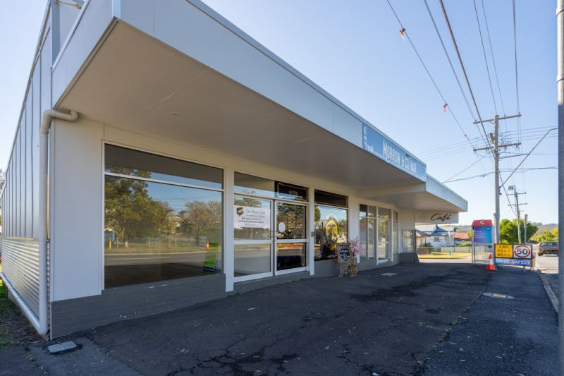 2 x Shops Available For Lease On A Busy Corner Location