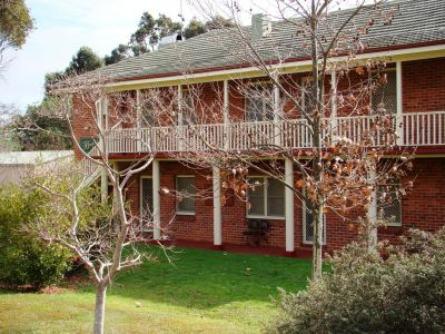 Upstairs unit in a quiet block of 6 PRICE REDUCED
