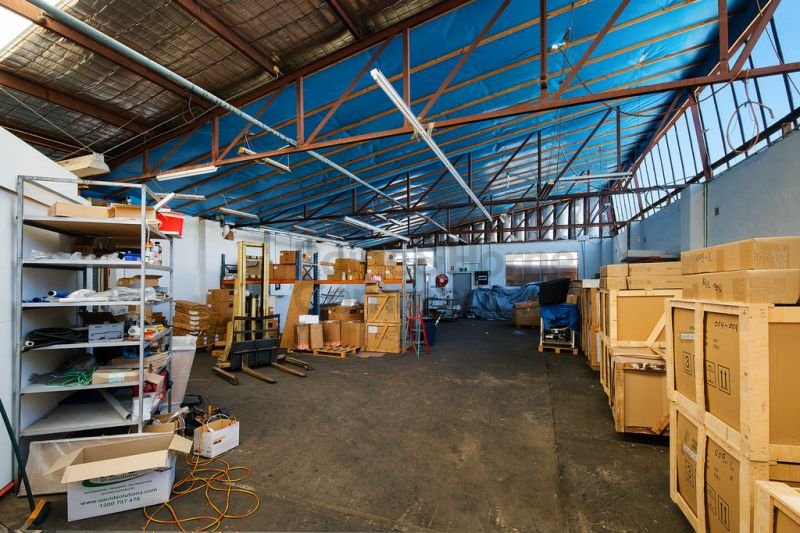 Rare Double Block Industrial Freehold