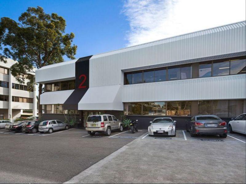 Office in prime Macquarie Park location