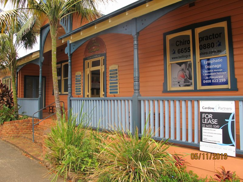 Office space in Bellingen