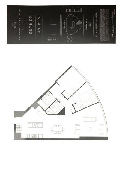 2 Luxury Bedroom at 72th Floor - Sky rise at Skytower
