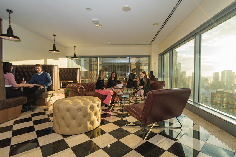 8-person collaborative workspace in the heart of North Sydney