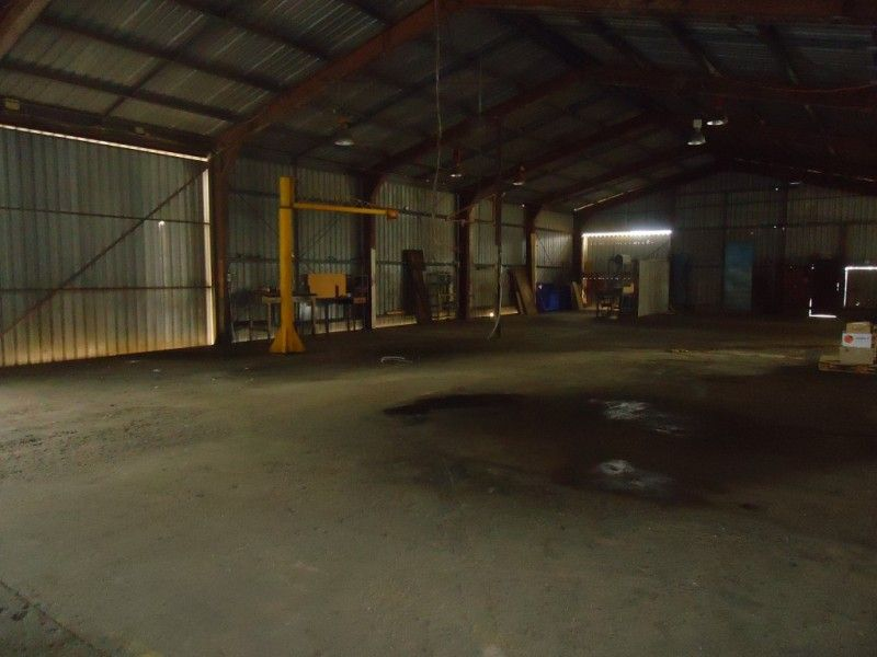 FREEHOLD INDUSTRIAL SHED FOR SALE