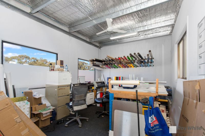 Functional Warehouse / Office - Highly Sought After Location!