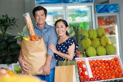 Fruit and Vegetable Shop in Market – Ref: 18530
