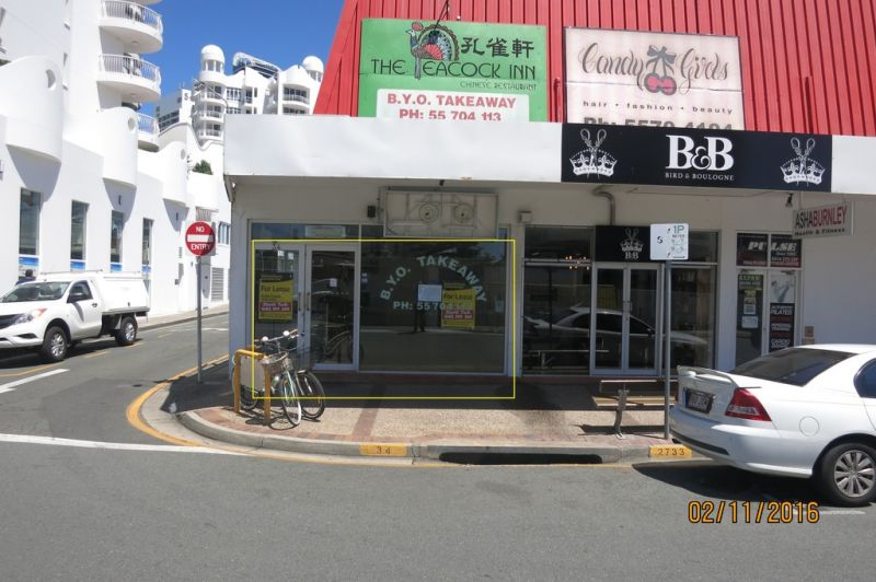 BROADBEACH RESTAURANT - FOR SALE/ LEASE