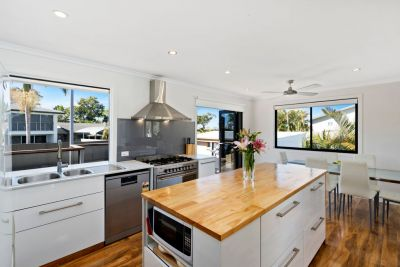 Fully Renovated Solid Double Brick Family Home Walking Distance to Southport Park & TSS School