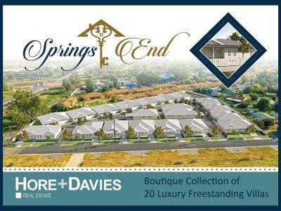Springs End - Choice of 20 Luxury Villas