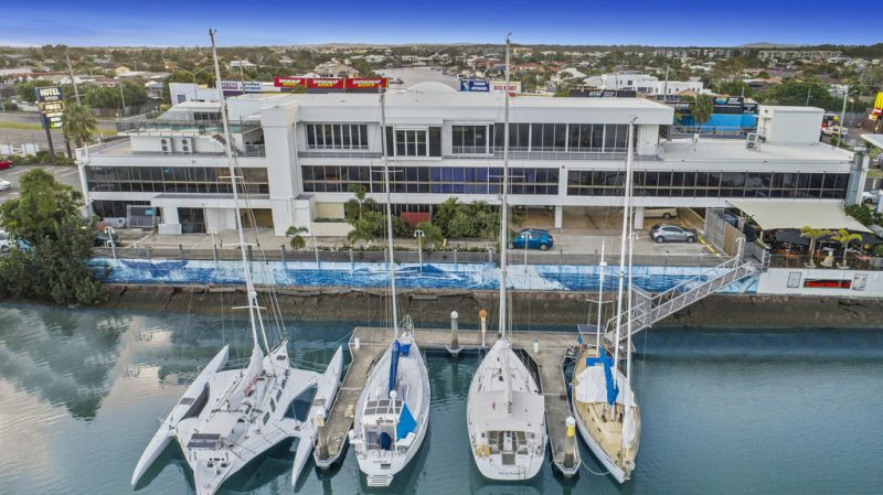 Sunshine Coast's Premium Waterfront Office
