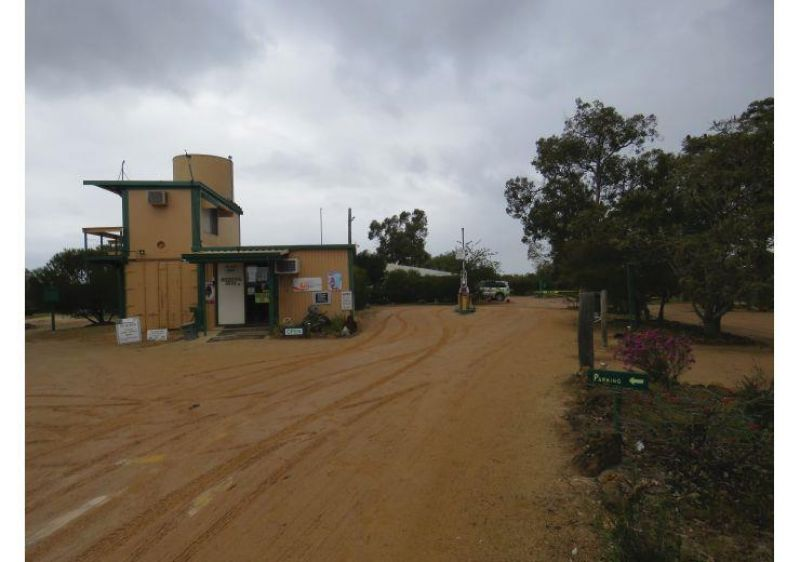 Freehold Caravan Park and Residence on 160 Acres - North Eneabba, WA