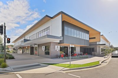 RETAIL/MEDICAL SPACE BESIDE COLES ANCHORED CENTRE   SIPPY DOWNS