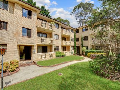 Well Presented North Facing Unit