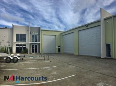 LARGE WAREHOUSE WITH EXECUTIVE OFFICE SPACE