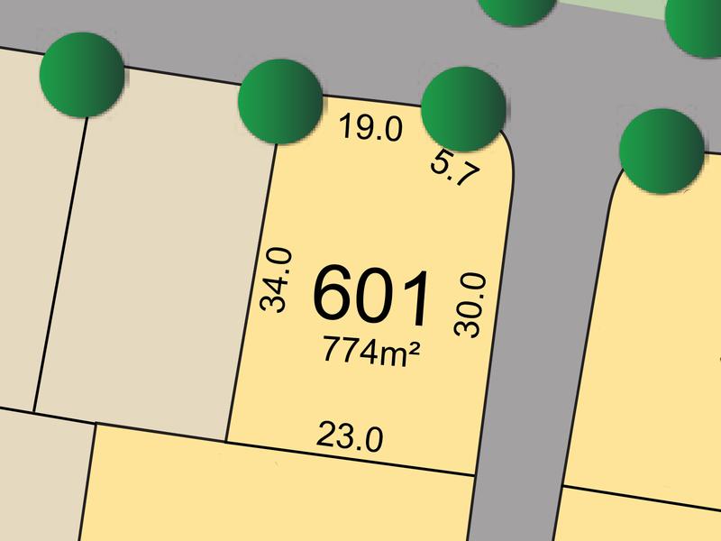 Paxton LOT 601 Proposed Road | Watagan Rise