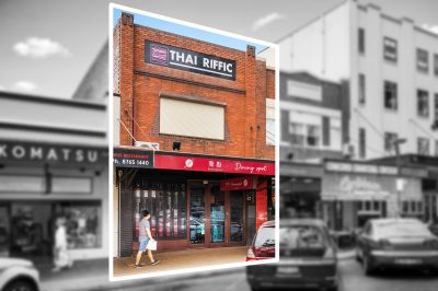 Prime Retail Investment in the heart of Majors Bay Road's famous shopping strip