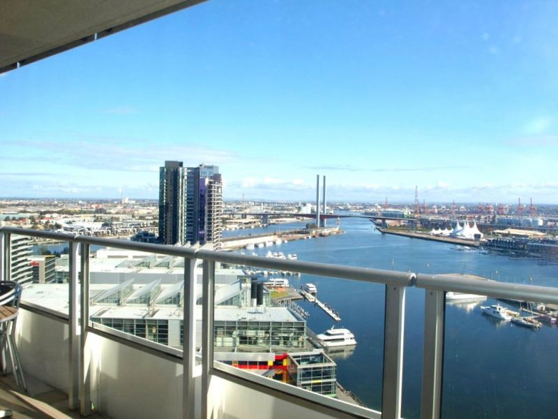 Victoria Point: 25th Floor - Fully Furnished One Bedroom Apartment Awaits!