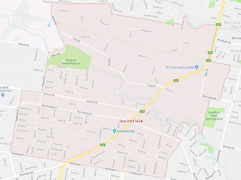 SERVICE STATION  | SMITHFIELD NSW