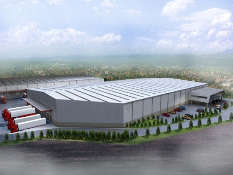 12,000 - 40,000m² Freestanding Warehouse