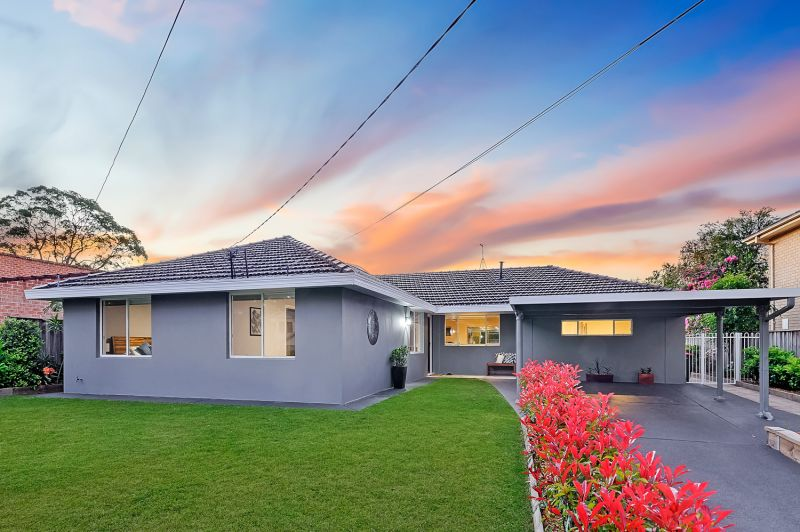 Enhanced family home offers easy lifestyle