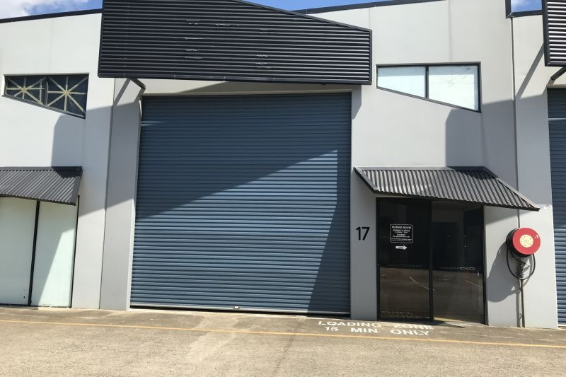 110m2 Strata Warehouse + Office/Reception